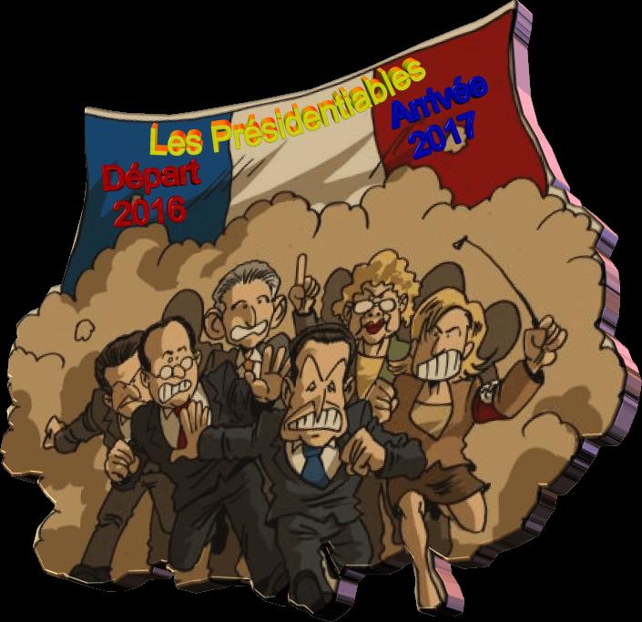 Les Présidentiables 2017 (Humour)