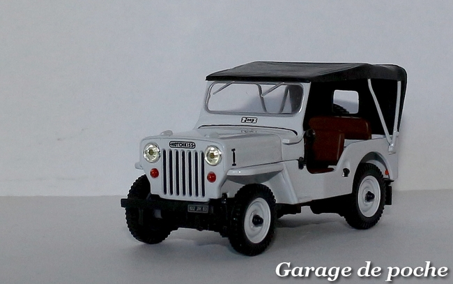 Hotchkiss Jeep JH 102