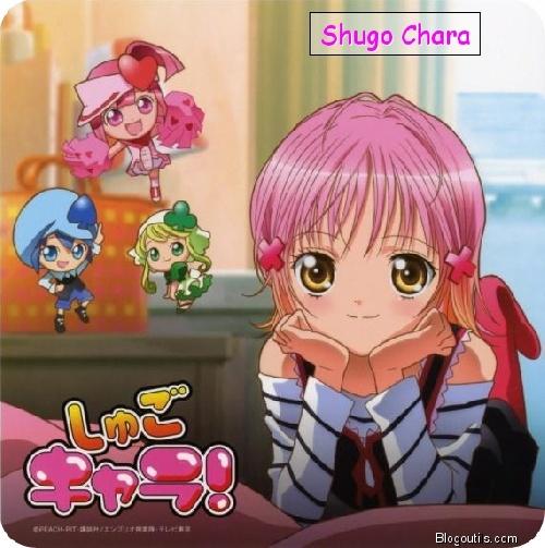 Shugo Chara description