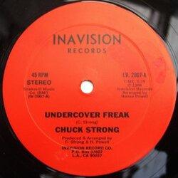Chuck Strong - Undercover Freak