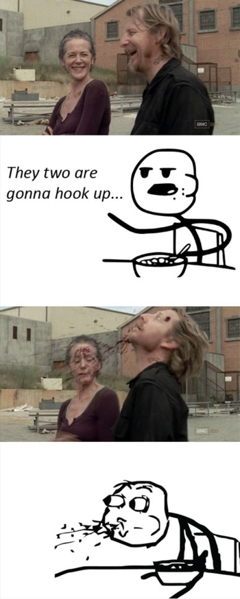 The Walking Dead memes 24