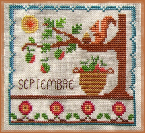 Little dove's year septembre