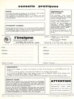 JOURNAL N°39 juillet 1968