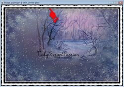 Winter Dreams de Linda PSP Design