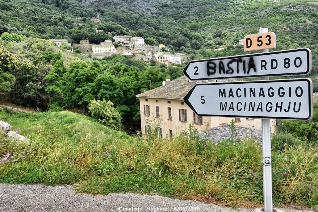 Rogliano - Haute-Corse