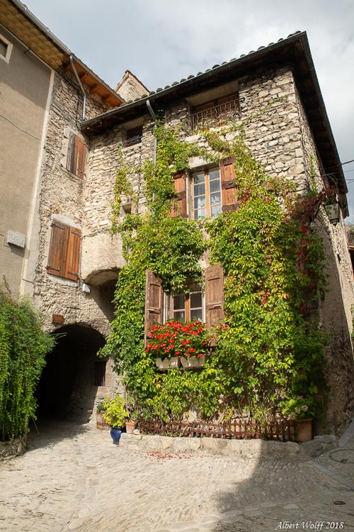 Entre Drôme et Isère - Chatillon en Diois - 2