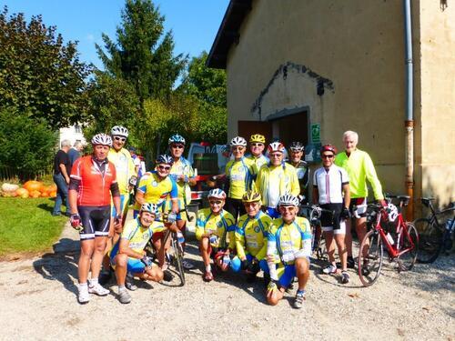 Rallye de Gillonnay.