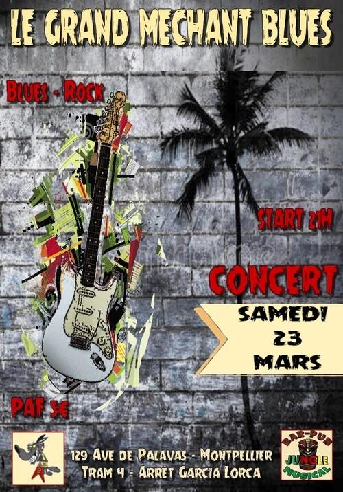 ☆ Concerts Mars 2019