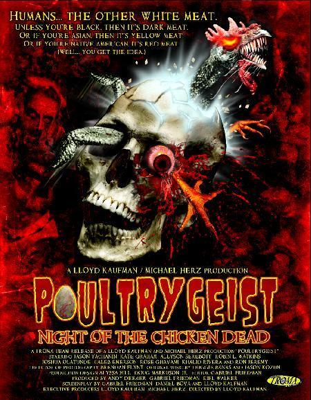 News : Poultrygeist chez Uncut Movies !