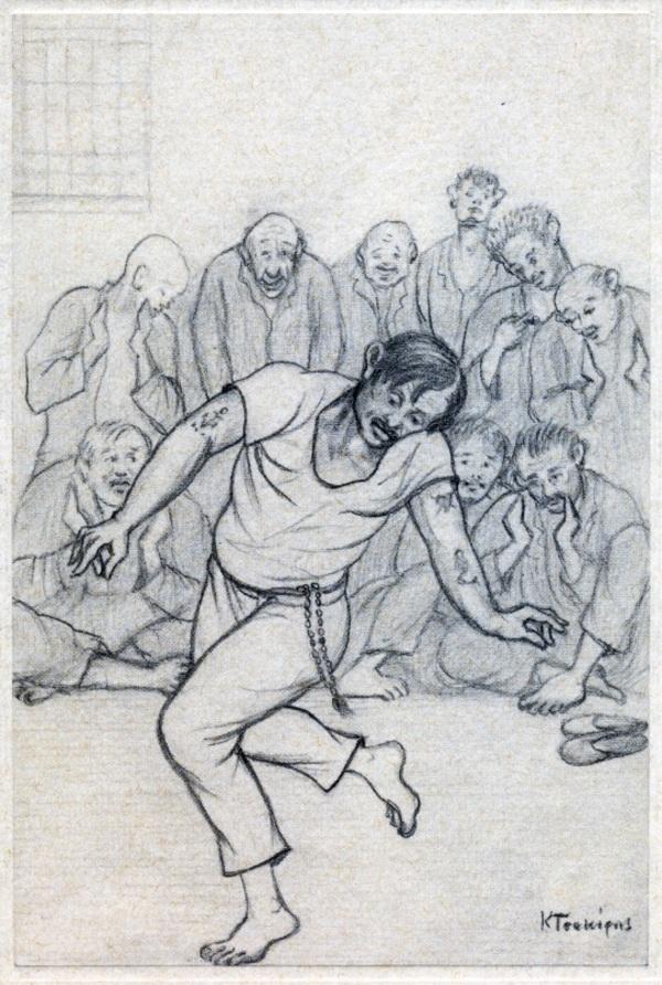 La danse dans la peinture grecque