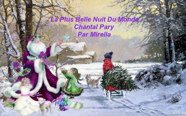 La Plus Belle Nuit Du Monde        Chantal Pary       Par Mirella