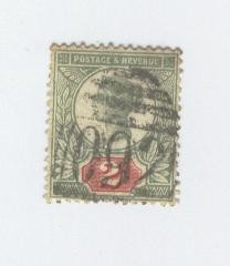 50aire victoria et procl.empire Indes 1887 1900 n° 94 GB (