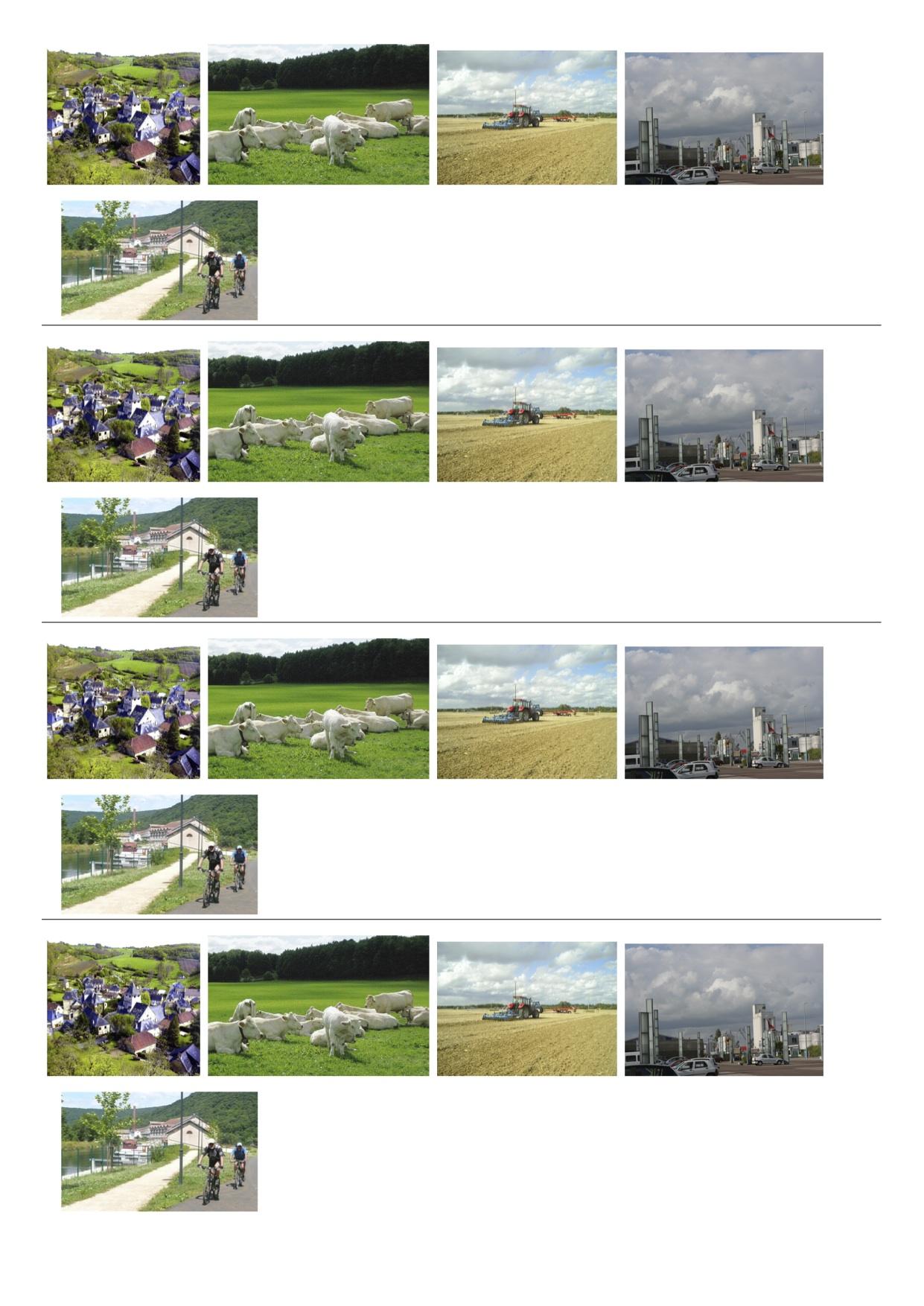 L 39 espace la classe d 39 alex for Paysage francais
