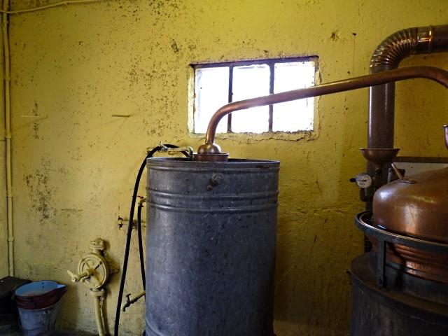 La distillerie de Rodemack-Moselle 14 Marc de Metz 2011