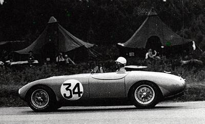 Le Mans 1952 Abandons I