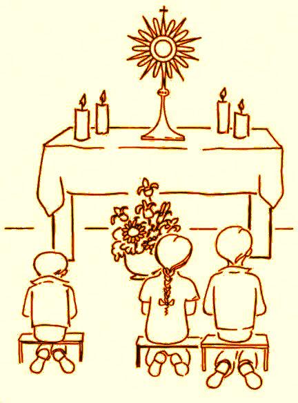 les rendez-vous de prières pour la paroisse Saint Pierre du Maine