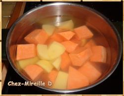 Écrasée aux 2 Pommes de terre et au Beurre Truffé