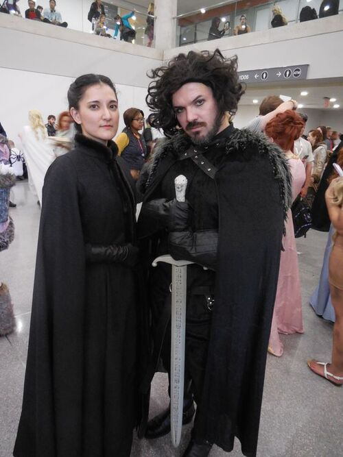 Les plus cosplays Sansa Stark