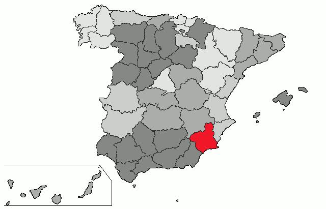 region de murcie