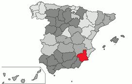 ESPAGNE : Murcia