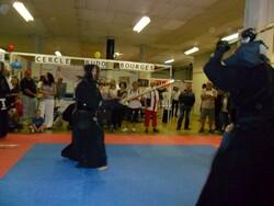 Retour sur la fête des associations et des démonstrations de Kendo