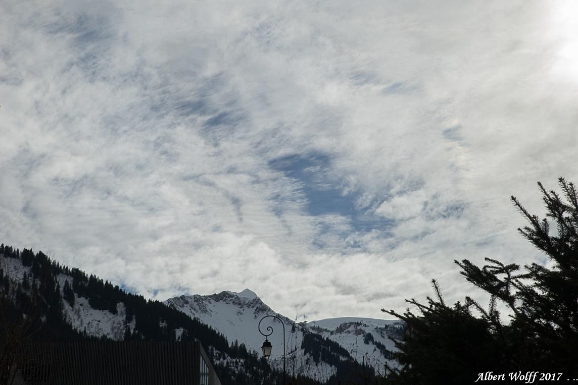 Les ciels de Châtel - 3 et fin