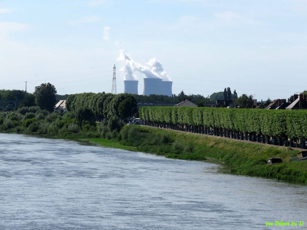 Gien dans le Loiret