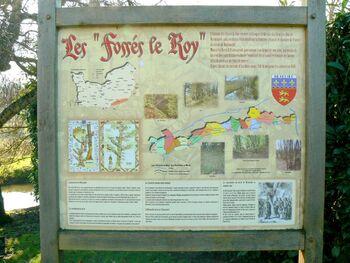 Les fossés le Roy