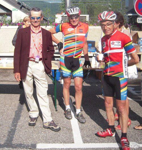 - Etape du Critérium du Dauphiné
