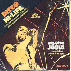 Orlando Julius - Disco Hi Life - Complete EP