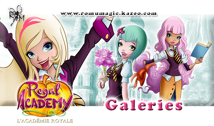 Regal Academy - Images
