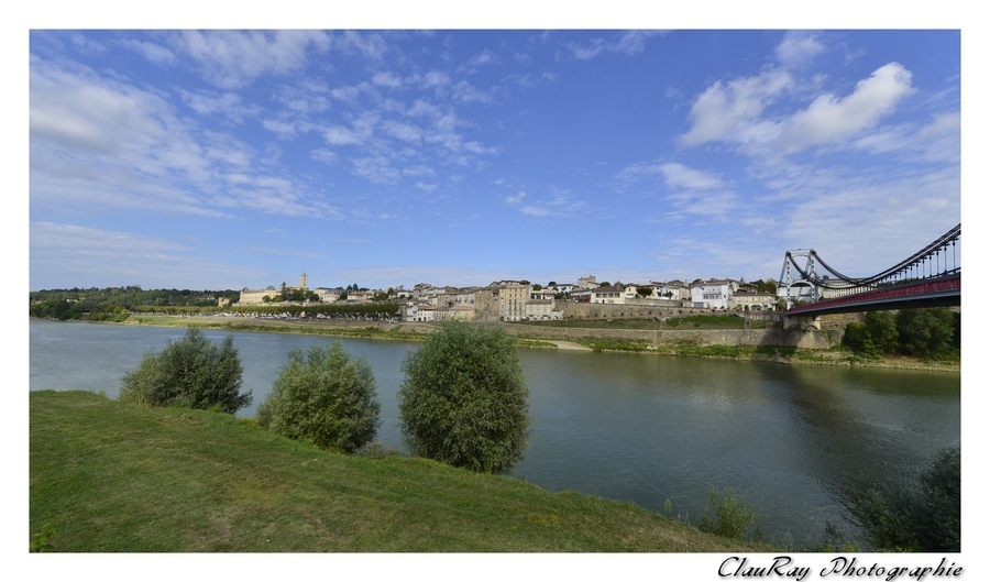 La Réole - Gironde -Aquitaine