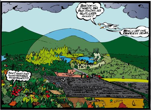 Le plateau et le camp de Chambaran (38)