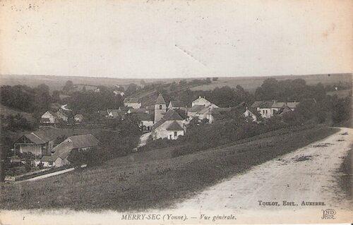 Famille Fèvre, Coulangeron, Merry-Sec
