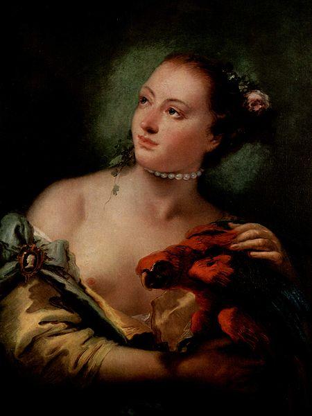 Samedi - Le tableau du samedi : Femmes au perroquet