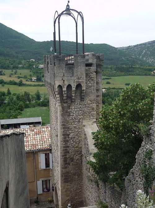 Montbrun les Bains  (Drome)