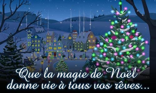 Joyeux Noel avec du Nocino