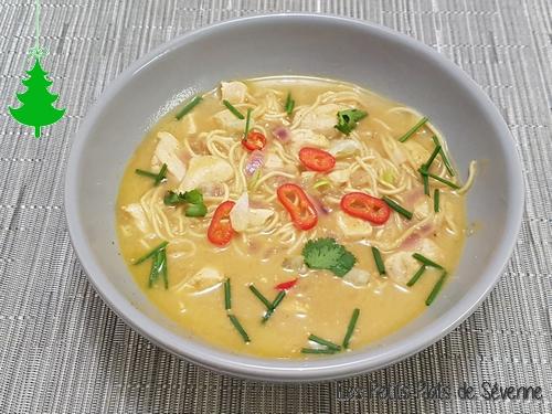 Soupe Laska - Malaisie