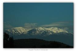 Mont Canigou (Pyrénées Orientales)