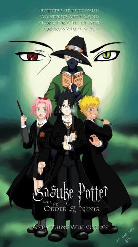 Sasuke Potter