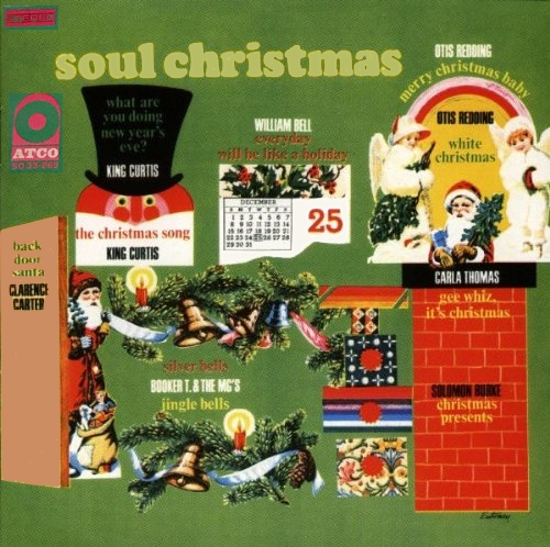 "Various Artists : Album "" Soul Christmas "" Atco Records SD 33-269 [ US ]"