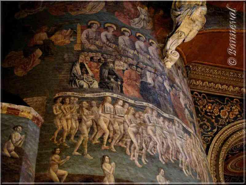 La Cathédrale Sainte-Cécile le Jugement Dernier