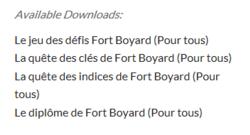 """Un anniversaire """"Fort Boyard"""" pour mon jeune aventurier"""