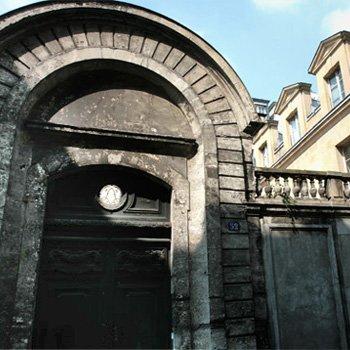 hôtel particulier de la rue des saints-pères