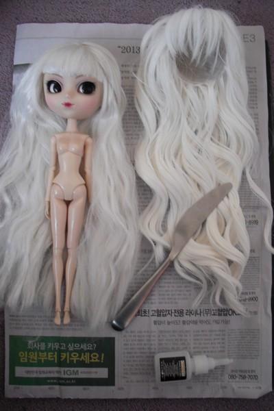 Changer la Wig