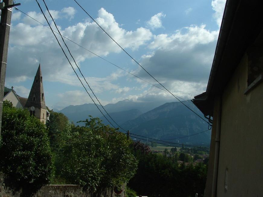 du Limousin Haute-Vienne à l'Isère, la balade ou randonnée de ce dimanche 1 septembre 2013.
