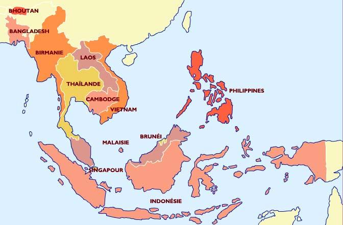 Carte De Lasie Birmanie.Souvenirs D Asie Blog Francophone Sur Singapour Et L Asie