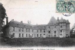 LES REMPARTS DE GROSSOEUVRE (Eure)
