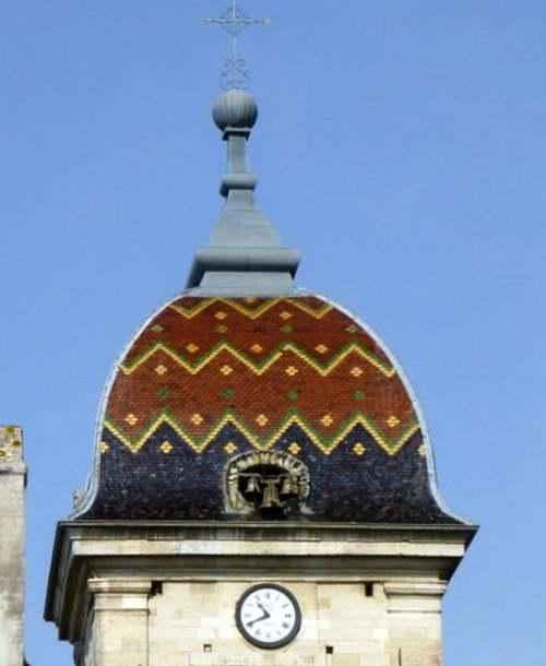 Le grand almanach de la France : Les toits à l'impériale