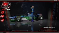 Benetton - Ford ECA Zetec-R 3.5 V8